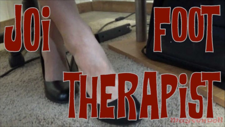 [Full HD] Cuckoldingmilf Sex Therapist Foot Joi CuckoldingMILF - ManyVids-00:21:04 | Feet,Feet JOI,High Heels,JOI,MILF - 3,5 GB