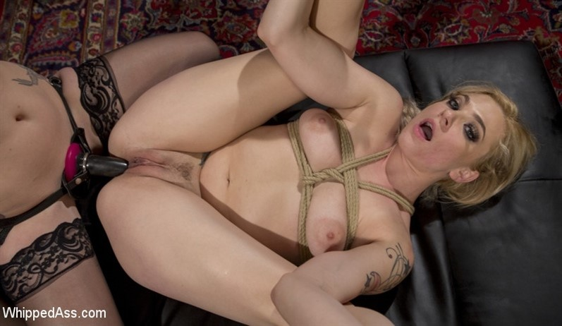 [HD] Dahlia Sky, Lorelei Lee Dahlia Sky, Lorelei Lee - SiteRip-00:56:53 | Strapon, Bondage, Lesbians, BDSM, Anal - 2 GB