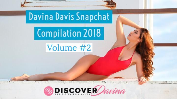 [Full HD] davina davis snapchat compilation 2018 volume 2 Davina Davis - ManyVids-00:09:09   Facials,Creampie,POV Sex,Blowjob,Daddys Girl - 525,2 MB