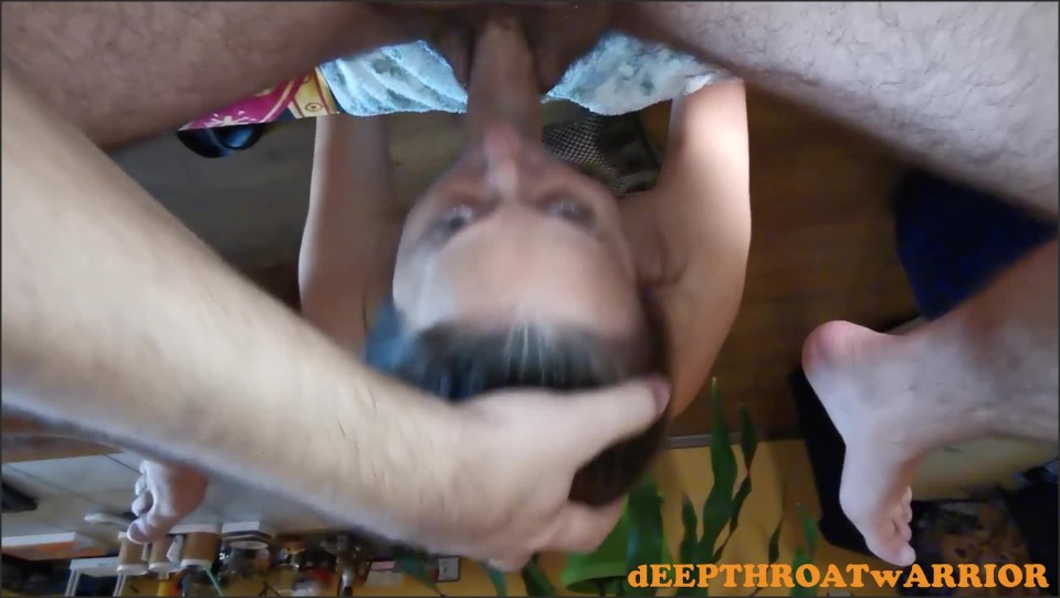 [Full HD] deepthroatwarrior extreme pov mouthfuck close up sloppy DeepthroatWarrior - manyvids-00:33:15 | Size - 1,3 GB