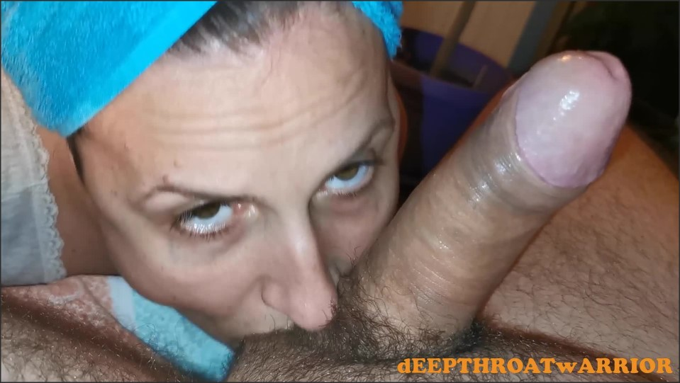 [Full HD] deepthroatwarrior pov close up deepthroat i licked balls 2 DeepthroatWarrior - manyvids-00:16:38 | Size - 809,4 MB