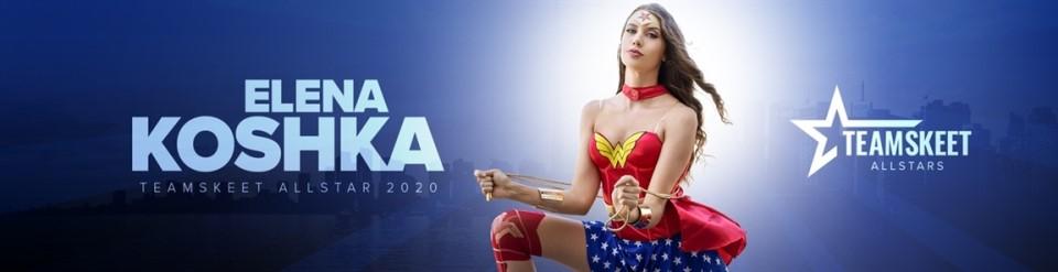 [Full HD] Elena Koshka - A Night with Wonder Woman Elena Koshka - SiteRip-00:32:28 | All Sex - 2,7 GB