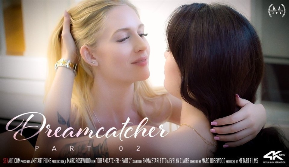[4K Ultra HD] Emma Starletto & Evelyn Claire - Dreamcatcher Part 2 Emma Starletto & Evelyn Claire - SiteRip-00:14:32   Bracelet, Lesbian, Blonde - 1,2 GB