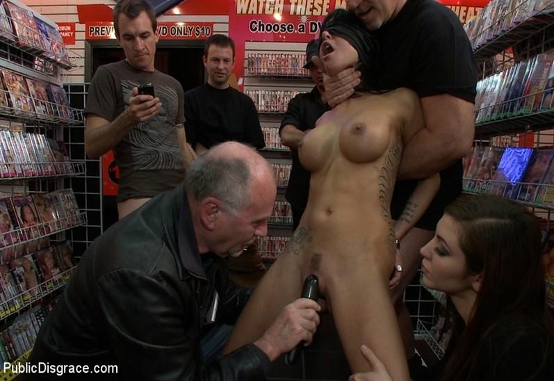 [HD] Gia DiMarco Gia DiMarco - SiteRip-01:10:08 | Domination, Gang Bang, Hardcore, BDSM, Public, Anal - 2,5 GB