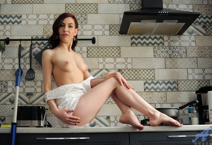 [Full HD] Gwen - Sexy Housewife 12.01.21 Mix - SiteRip-00:18:31 | Long Hair, Solo, Redhead, Housewife, Shaved Pussy - 1,3 GB