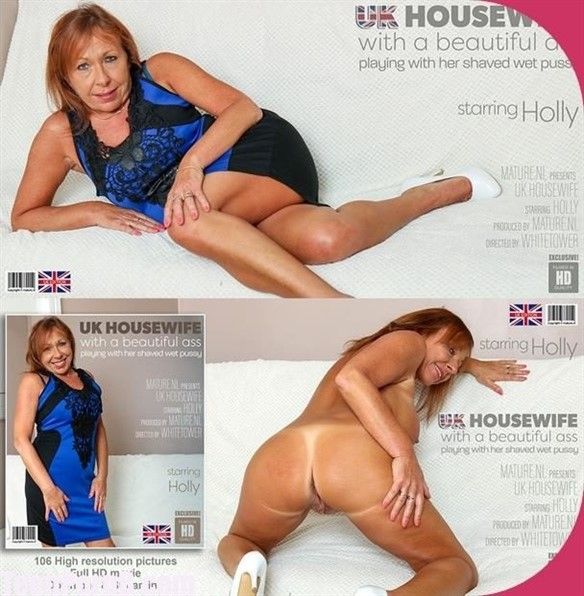 Holly - Housewife Holly From The UK And Her Beautifull Ass