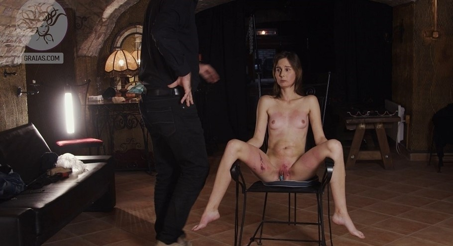[4K Ultra HD] Hope - Part 1 Mix - Graias.com-00:23:10 | Humiliation, BDSM, Pain, Torture, Spanking, Whipping - 1,7 GB