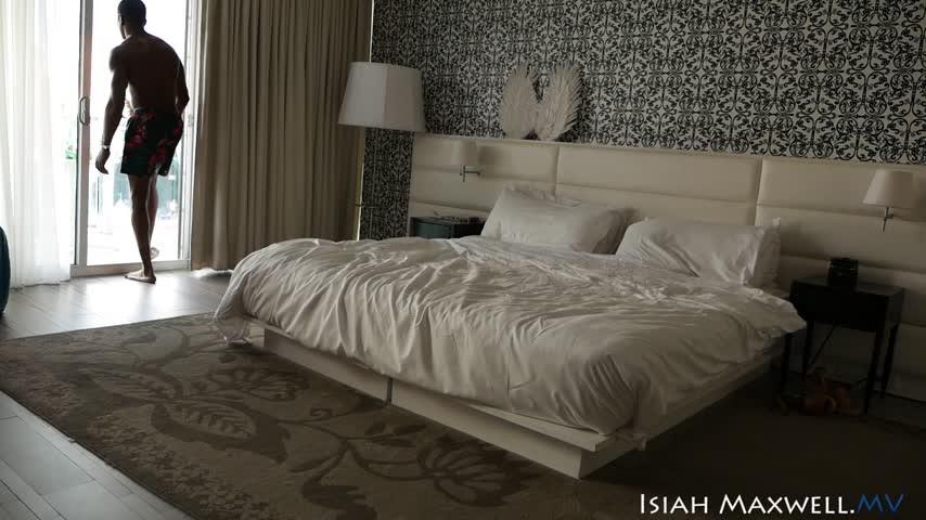 [Full HD] isiahmaxwell getting kit mercer alone in miami IsiahMaxwell - ManyVids-00:20:27 | Black & White,Black Cock,Pornstars,Blonde,Home Video - 1,8 GB