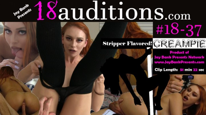 [Full HD] Jay Bank Presents 18 37 Red Head Creampie Amateur Jay Bank Presents - ManyVids-00:54:33 | Amateur,Auditions,Creampie,Older Man / Younger Women,Redhead - 4 GB