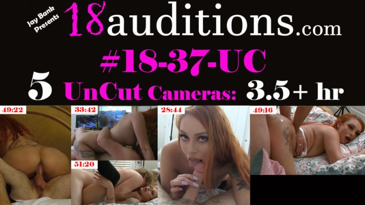 [Full HD] Jay Bank Presents 18 37 Uc 35Hours Red Head Creampie Jay Bank Presents - ManyVids-00:54:33 | Auditions,Creampie,Older Man / Younger Women,Redhead,Redheads - 4 GB