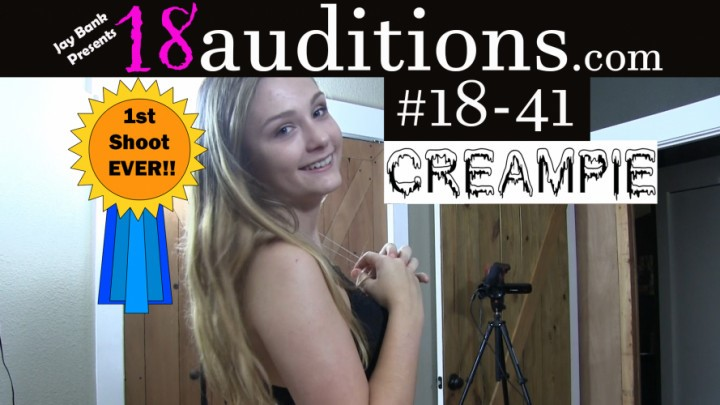 [Full HD] Jay Bank Presents 18 41 19Yo Real Amateur Slut Creampie Jay Bank Presents - ManyVids-00:57:39 | 18 &Amp;Amp; 19 Yrs Old,Amateur,Auditions,Creampie,Older Man / Younger Women - 3,4 GB