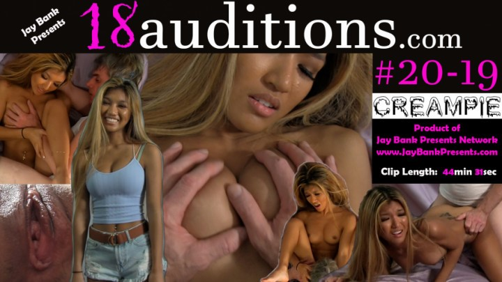 [Full HD] Jay Bank Presents 20 19 Asian Teen Amateur Creampie Jay Bank Presents - ManyVids-00:48:30 | Asian,Creampie,Teens (18+),18 &Amp;Amp; 19 Yrs Old,Auditions - 3,6 GB