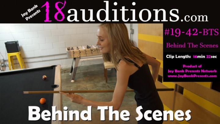 [4K Ultra HD] Jay Bank Presents Behind The Scenes 19 42 Bts 18Auditions Jay Bank Presents - ManyVids-00:16:46 | 18 &Amp;Amp; 19 Yrs Old,Auditions,Behind The Scene,Blonde,Teens (18+) - 1009,2 MB