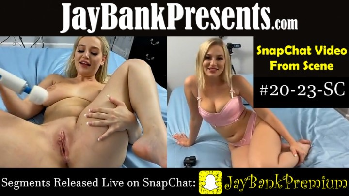 [Full HD] Jay Bank Presents Exclusive 20 23 Sc Snapchat Video Jay Bank Presents - ManyVids-00:08:20 | Big Boobs,Big Tits,Blonde,Big Butts,Creampie - 1,2 GB