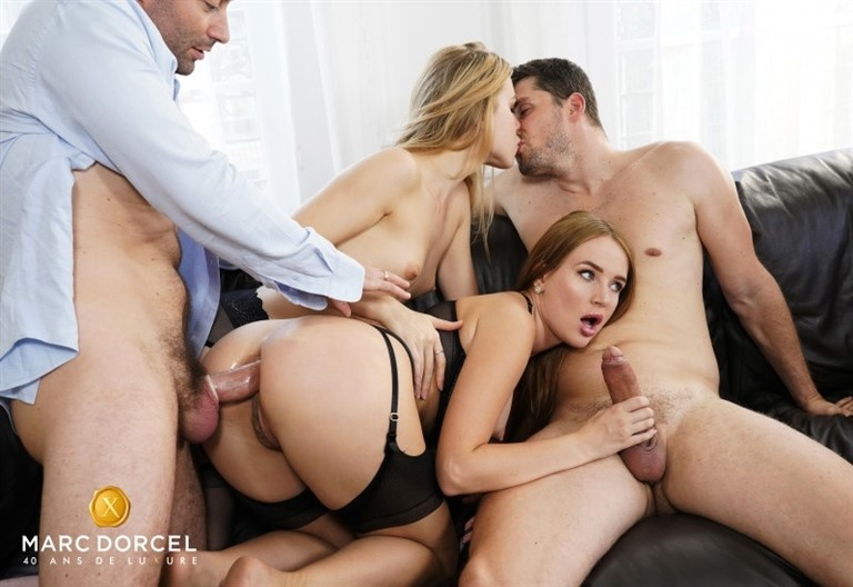 [Full HD] Kaisa Nord, Alecia Fox Kaisa Nord, Alecia Fox - SiteRip-00:29:40 | All Sex Hardcore Couples Foursome Anal - 869,5 MB