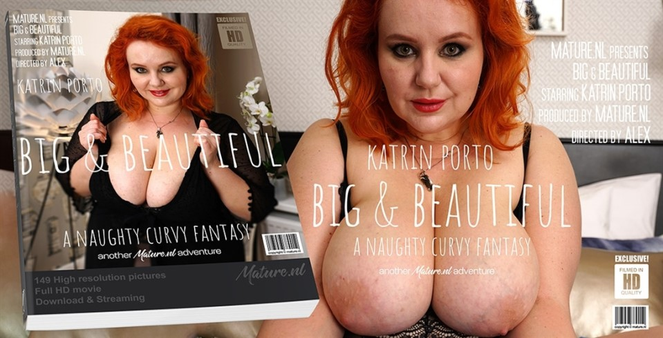 [Full HD] Katrin Porto - Curvy Big Breasted Katrin Porto Makes You Cum Over And Over Again Katrin Porto - SiteRip-00:21:41 | BBW, Big Natural Breasts, Shaved, Masturbation, Solo, Big Ass, Toys - 1 GB