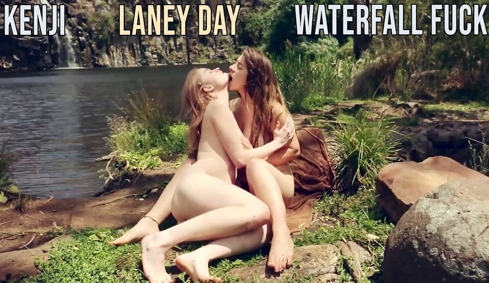 [Full HD] Kenji & Laney Day - Waterfall Fuck Kenji & Laney Day - SiteRip-00:18:16 | outdoor, oral sex, lesbian - 1 GB