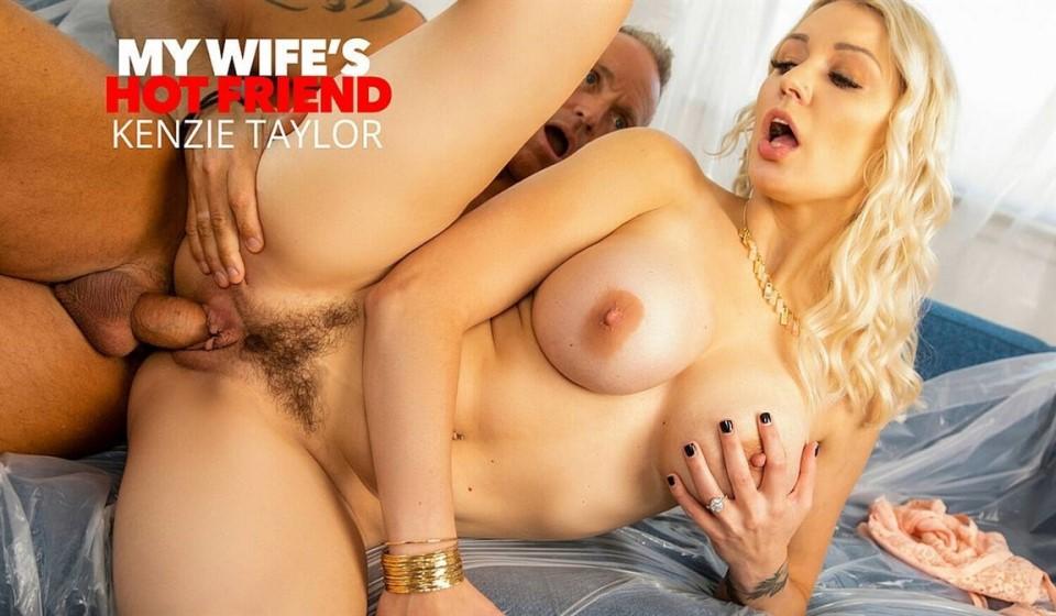[Full HD] Kenzie Taylor - Kenzie Taylor Fucks Her Friend's Husband Kenzie Taylor - SiteRip-00:35:58 | Tattoo, Cum On Pussy, Deepthroating, Hairy Bush, Blonde, Bubble Butt, Piercings, Blowjob, Big F...