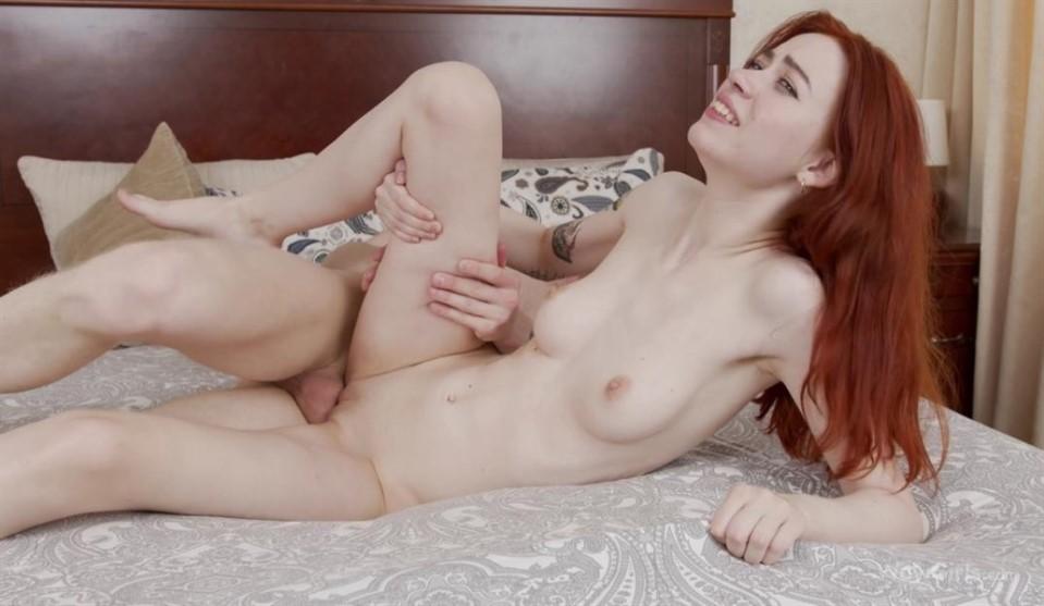 [Full HD] Lagoon Blaze - She Wants You Mix - SiteRip-00:28:17 | POV, Blowjob, Hardcore, Shaved Pussy, Masturbation, Redhead, Lingerie - 2,4 GB