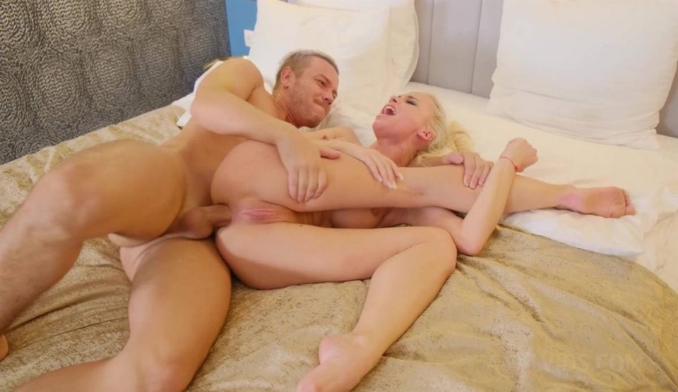 [4K Ultra HD] Lara of her dirty fantasies and fucked by a stranger from the street NRX033 Lara Frost - LegalPorno.com / AnalVids.com-00:25:03 | Blonde, Blowjob, Big Tits, Anal, Ass To Mouth, Teen, ...
