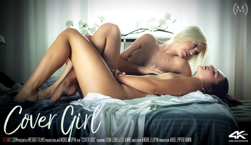 Lee Anne & Lena Love - Cover Girl