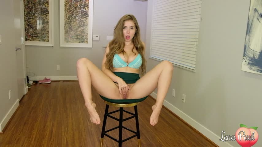 [Full HD] lena paul squirting Lena Paul - ManyVids-00:05:43 | Solo Female,Solo masturbation,Masturbation,Squirting,Dildos - 1,8 GB