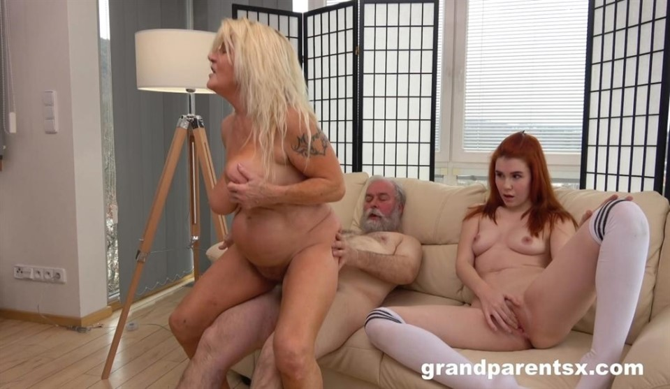 [Full HD] Lola Wild, Carol Red Lola Wild, Carol Red - SiteRip-00:25:26 | Redhead, Mature, Lesbian, Blowjob, Young Old, Cumshot, Threesome Ffm, Teen, Hardcore, Shaved - 2,7 GB