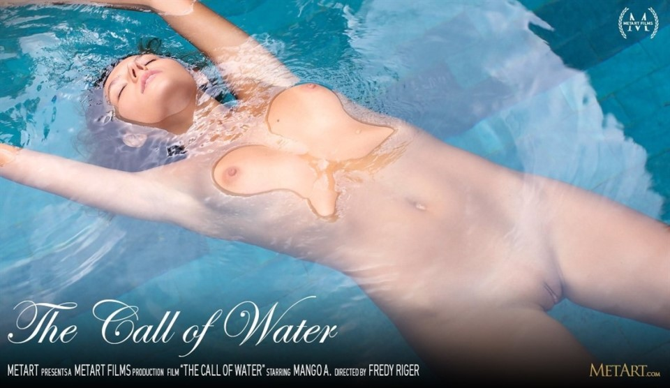 [Full HD] Mango A - The Call of Water Mango A - SiteRip-00:09:26 | Beach, Posing, Barefoot, Brunette, Solo, Outdoor, Underwater - 344,8 MB