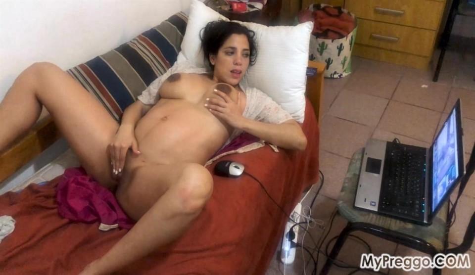 [Full HD] Maria Conejos - Pregnant Maria Squirts as She Fingers Her Wet Pussy Maria Conejos - SiteRip-00:10:50 | Brunette, Solo, Masturbate, Big Tits, Pregnant, Squirt, Big Ass, Latina - 441,7 MB