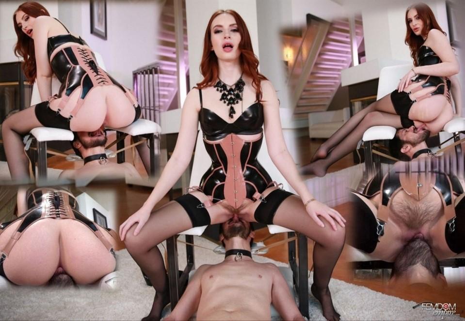 [Full HD] Maya Kendrick - Queening Supremacy Maya Kendrick - FemdomEmpire.com-00:12:36 | Rimming, Femdom, FaceSitting, Stockings, Pussy Worship, Chastity, Ass Licking, Pussy Licking - 906,9 MB