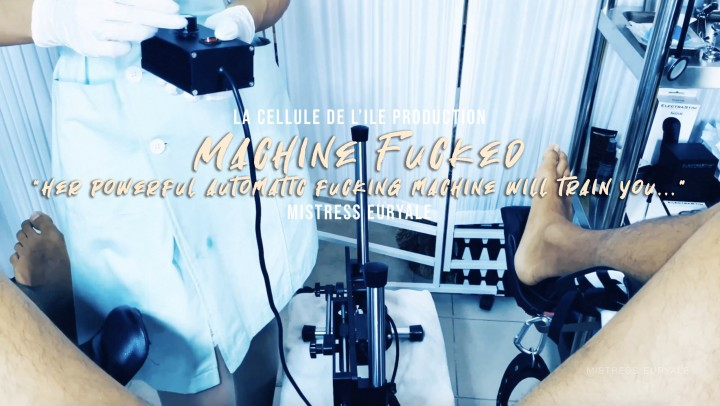 [4K Ultra HD] Mistress Euryale Machine F Cked Mistress Euryale - ManyVids-00:07:28 | Fuck Machine,Fucking Machines,Medical Clinic,Medical Fetish,Nurse Play - 500,1 MB
