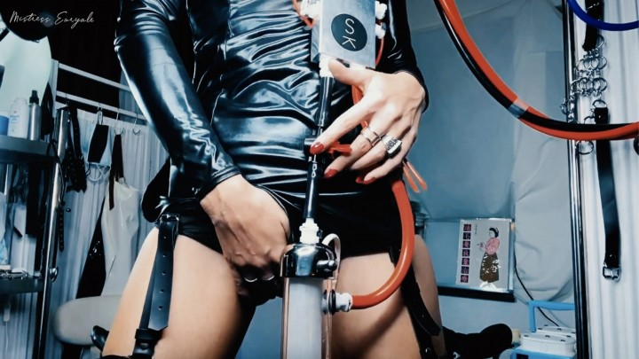 [Full HD] Mistress Euryale Milking Machine Trance Mistress Euryale - ManyVids-00:15:54 | Fucking Machines,Fuck Machine,Mesmerize,Mind Fuck,Femdom POV - 442,4 MB