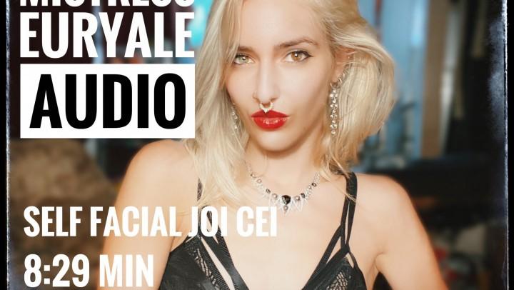 [Full HD] mistress euryale self facial joi cei audio Mistress Euryale - ManyVids-00:08:28   Cum Countdown,Audio Only,Cum Eating Instruction,JOI,Mind Fuck,SFW - 5,3 MB
