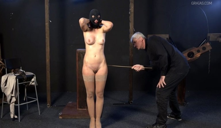 [Full HD] New Girls Melissa &Amp; Bella Mix - Graias-00:31:40 | BDSM, Caning, Humiliation, Whipping, Torture, Pain - 1 GB