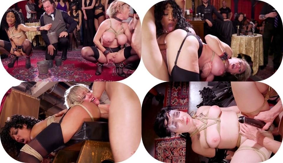 [SD] Nikki Darling, Dee Williams - Well Trained Anal Sluts Service Folsom Orgy Nikki Darling, Donny Sins, Dee Williams - Kink.com-01:19:10   Stockings, Anal, Fingering, Zapper, Blowjob, Vibrator, N...