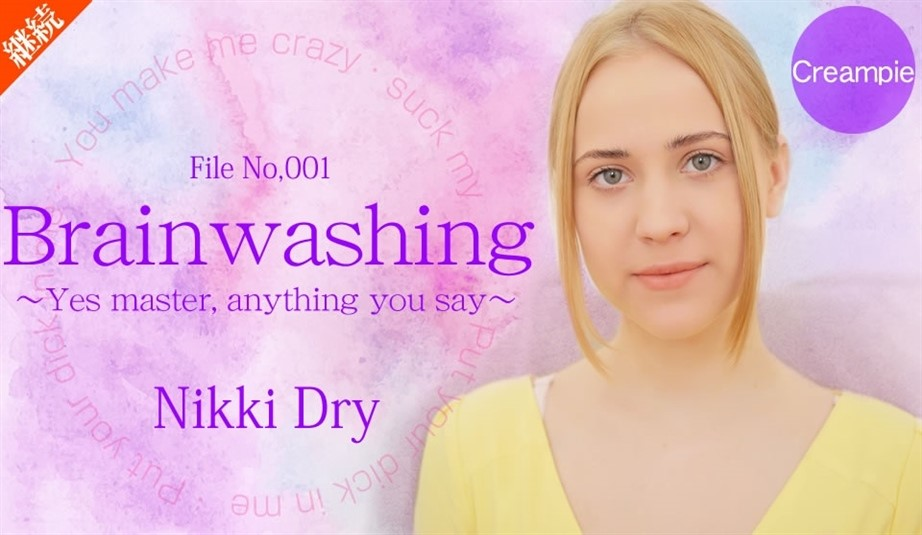[HD] Nikki - Kin8Tengoku 2055 - Brainwashing Yes Master Anything You Say File No.001 Mix - SiteRip-00:27:46 | Sex Toy, Shaved Pussy, Creampie, Small Tits, Straight, Blonde - 264,9 MB