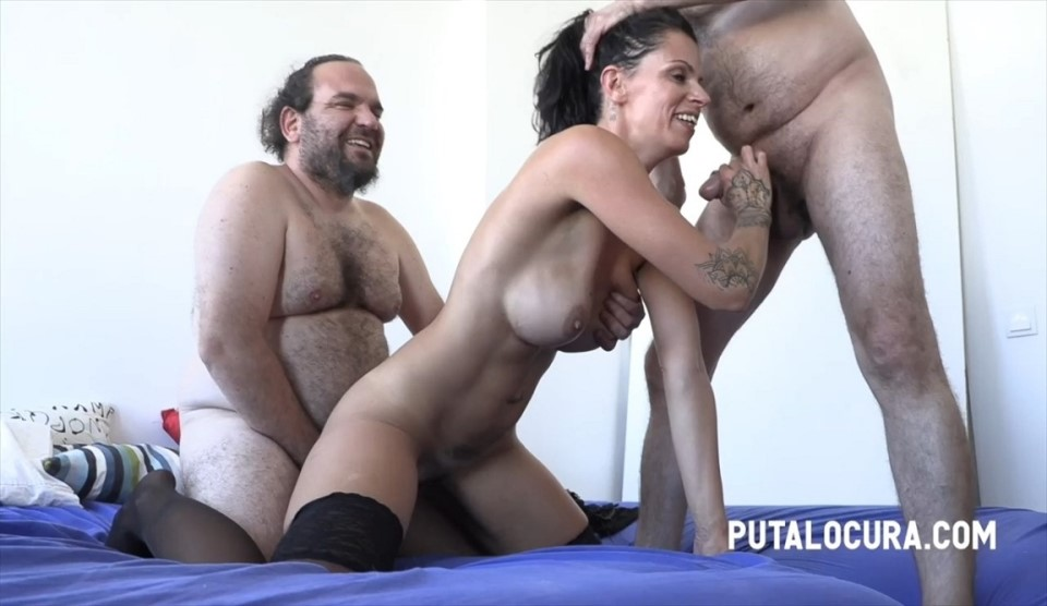 [HD] Nina Roca - THIS NASTY MILF WANTS 3 COCKS FOR Nina Roca - SiteRip-00:23:41 | Cum In Mouth, Blowjob, All Sex, MILF, Facial, Foursome - 713,8 MB
