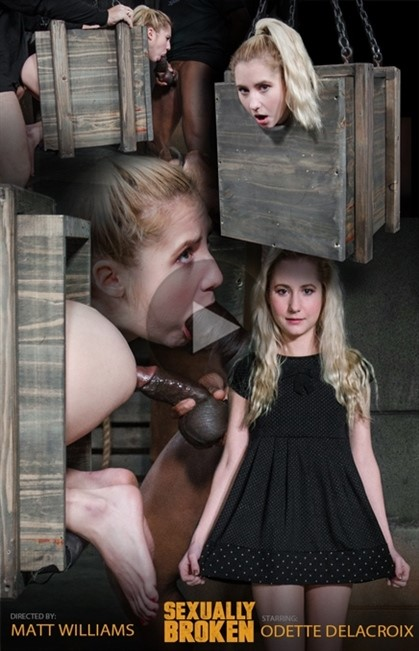 [HD] Odette Delacroix - Eager Jeanie Marie blindfolded Odette Delacroix - SiteRip-00:19:16 | IR, Hardcore, Bondage, Hummiliation, BDSM, BJ - 973,1 MB