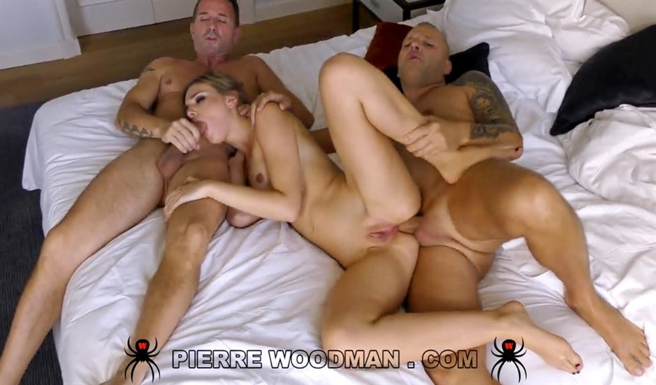 [Full HD] Oxana Chic - XXXX - My First DP Was Great Mix - SiteRip-00:39:23 | DP, Hardcore, Threesome Fmm, Cum In Mouth, Anal - 1,4 GB