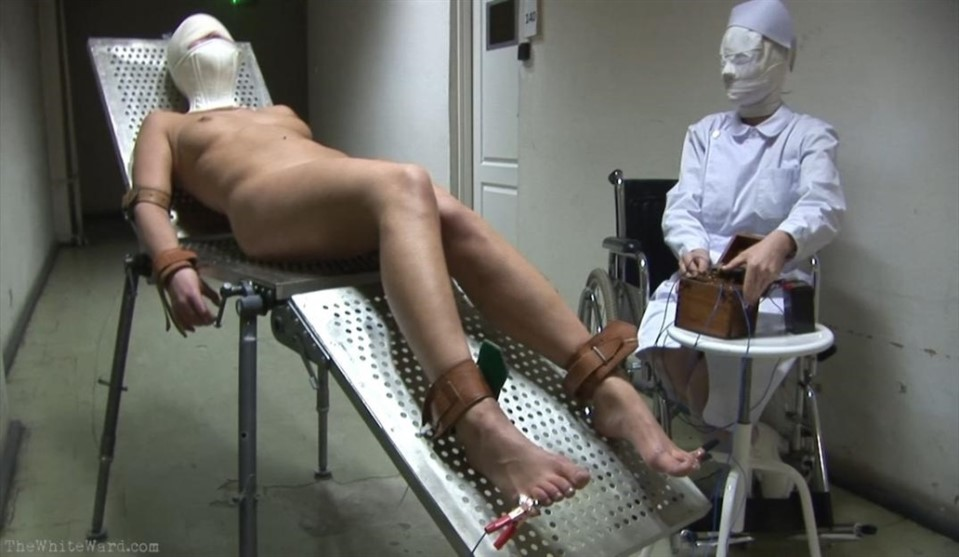 [Full HD] Patient 002 - Treatment 1 Electroshock Therapy Mix - TheWhiteWard.Com / Clips4Sale.Com-00:30:13 | BDSM - 2,2 GB