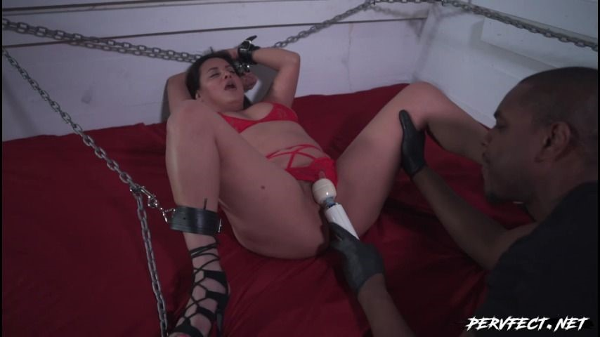 [Full HD] Pervfect Chains And Orgasms Pervfect - ManyVids-00:29:10 | BBC,Bound Orgasms,Handcuff And Shackle Fetish,Hitachi,Latina - 831,1 MB