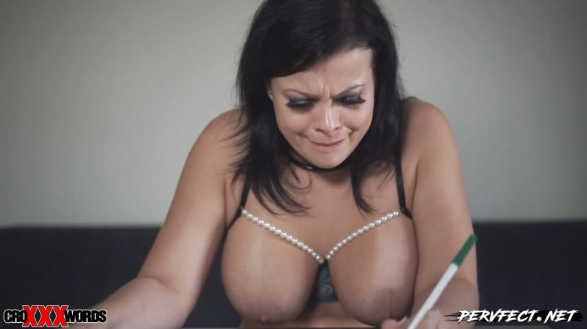 [Full HD] Pervfect Croxxxwords Nadia White Pt2 Pervfect - ManyVids-00:29:33 | Puzzles,Post Cum Torture,Pussy Teasing,Big Tits,Orgasm Denial - 315,4 MB