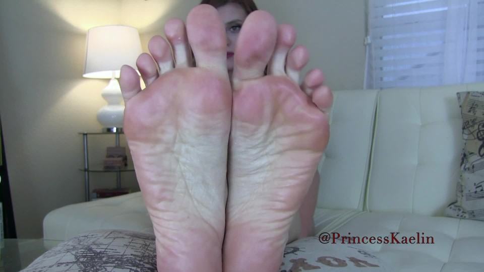 [Full HD] Princess Kaelin Addicted Foot Bitch Joi Princess Kaelin - ManyVids-00:05:40 | Feet JOI,Jerk Off Instruction,Foot Fetish,Foot Domination,Barefoot - 108,4 MB