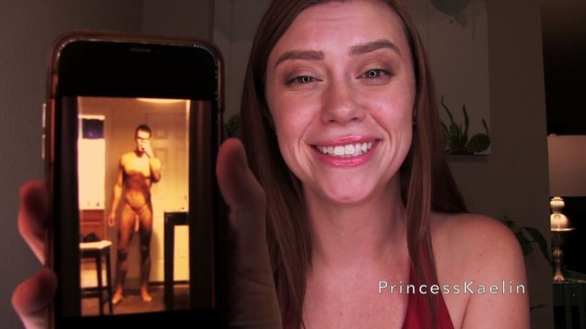 [Full HD] princess kaelin big dick humiliation for mike Princess Kaelin - ManyVids-00:12:20   Big Dicks,Verbal Humiliation,Female Domination,Humiliation,Brat Girls - 544,4 MB