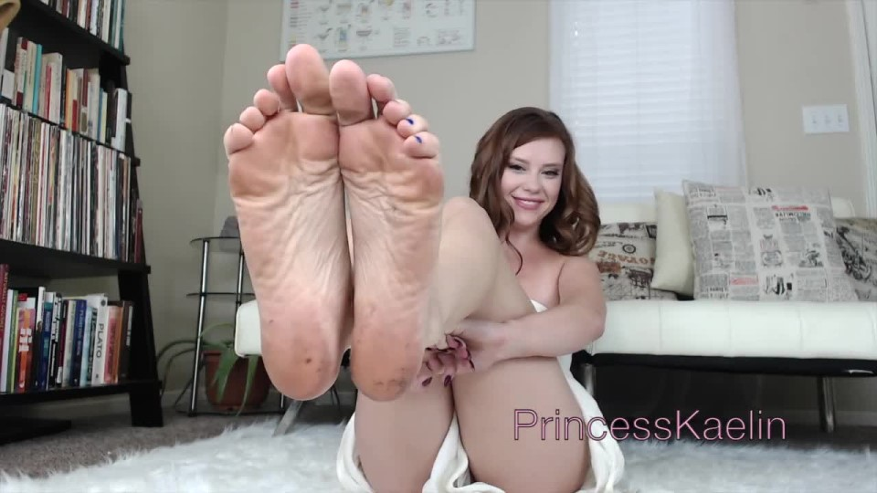 [HD] Princess Kaelin Dirty Foot Bitch Princess Kaelin - ManyVids-00:08:38 | Foot Humiliation,Foot Domination,Dirty Feet,Femdom POV,Verbal Humiliation - 75,5 MB