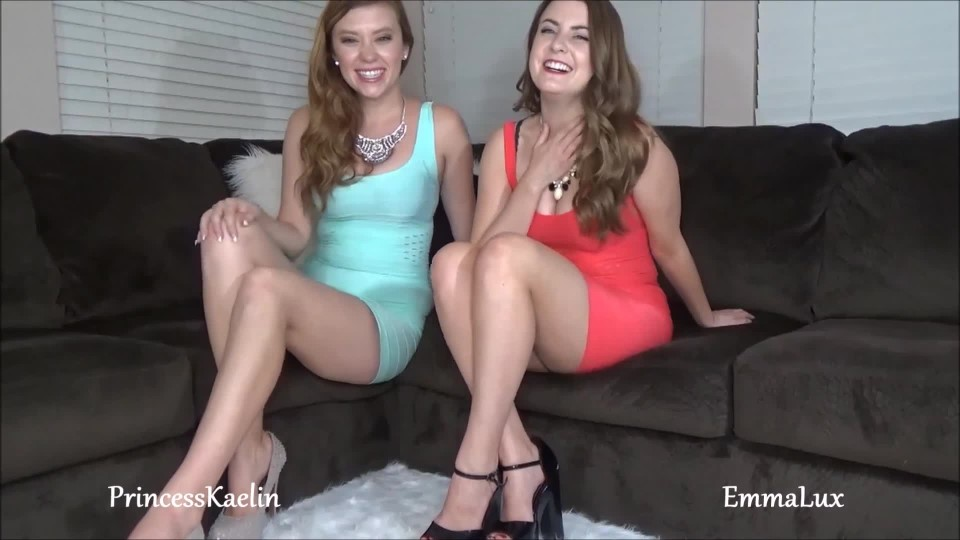 [Full HD] Princess Kaelin Dirty Panty Perv With Emma Lux Princess Kaelin - ManyVids-00:10:15 | Panty Fetish,Pussy Control,Double Domination,Humiliation,Tease &Amp;Amp; Denial - 202,5 MB