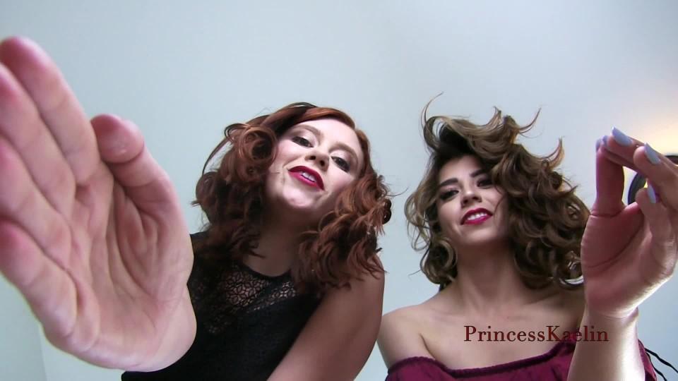 [Full HD] Princess Kaelin Roommate Beatdown Pov Ft Princess Kara Princess Kaelin - ManyVids-00:10:25 | Beatdowns,Female Domination,Femdom POV,Humiliation,POV - 362,5 MB