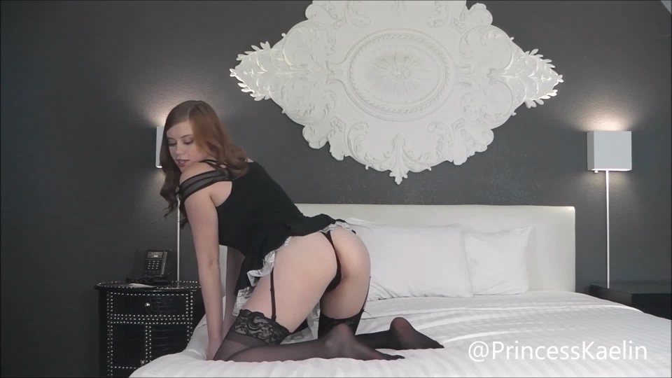 [Full HD] Princess Kaelin Sexy Maid Blackmail Joi Princess Kaelin - ManyVids-00:13:29 | French Maid Fetish,Maid Fetish,Jerk Off Instruction,Sensual Domination,Blackmail Fantasy - 296,2 MB