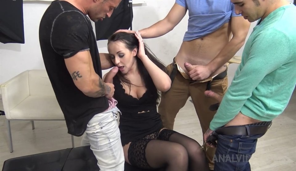 [HD] Russian Goes Shopping And Gets Fucked Hardcore With Double Penetration MS008 Karolina Star - SiteRip-00:36:29 | DP, Anal, Gangbang - 1,2 GB
