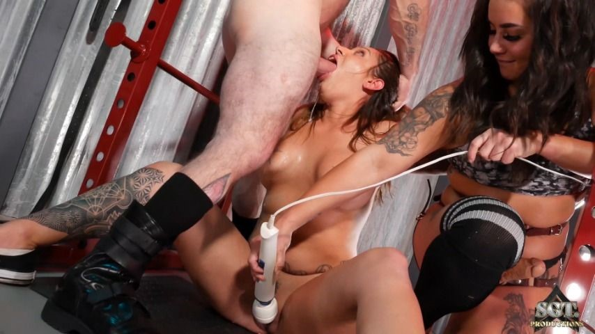 [4K Ultra HD] Sgt Miles Sgt Productions Presents Tori Avano Sgt_Miles - ManyVids-00:15:04 | BDSM,Face Fucking,Femdom,Gagging,Threesome - 1,1 GB
